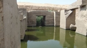 banjir Osirion