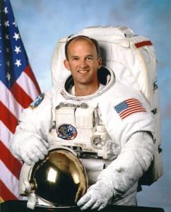 Jeffrey Williams, mwanachama wa ISS