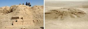 Dìomhaireachd ìomhaighean reptilian ann am Mesopotamia
