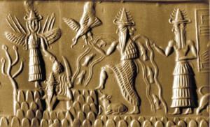 মেসোপটেমিয়ায় সরীসৃপের মূর্তিগুলির রহস্য