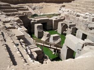 Osirion ve Abydosu