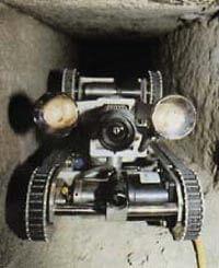 Le robot de Gantenbrink