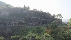India: Ellora Cave Complex