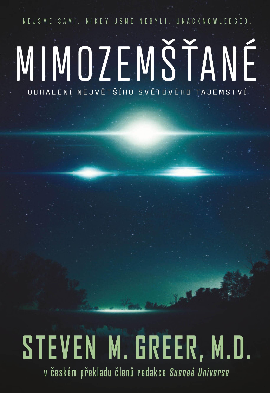 Steven Greer: Mimozemšťania