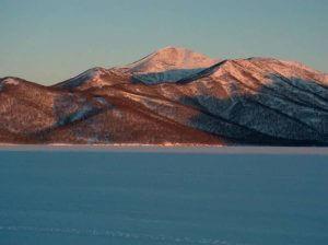 Mystery Lake Kamčatka Big Kalygir