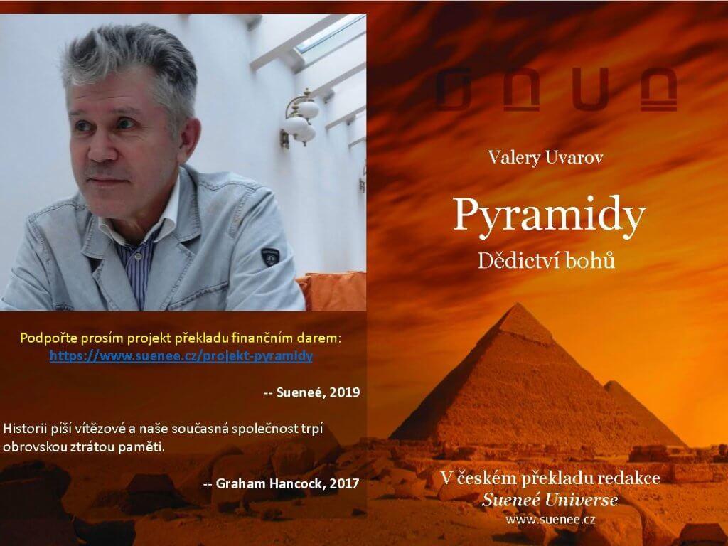 Radna verzija korica knjige PYMRAIDS - BAŠTINA BOGOVA (konačna naslovnica može varirati)