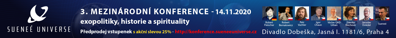 """3-oji tarptautinė konferencija """"Sueneé Universe"""""""