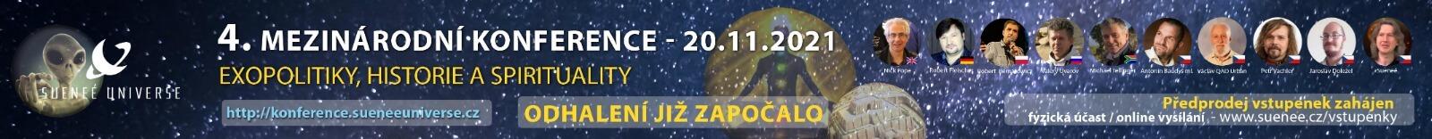 4e Conférence Internationale Sueneé Universe