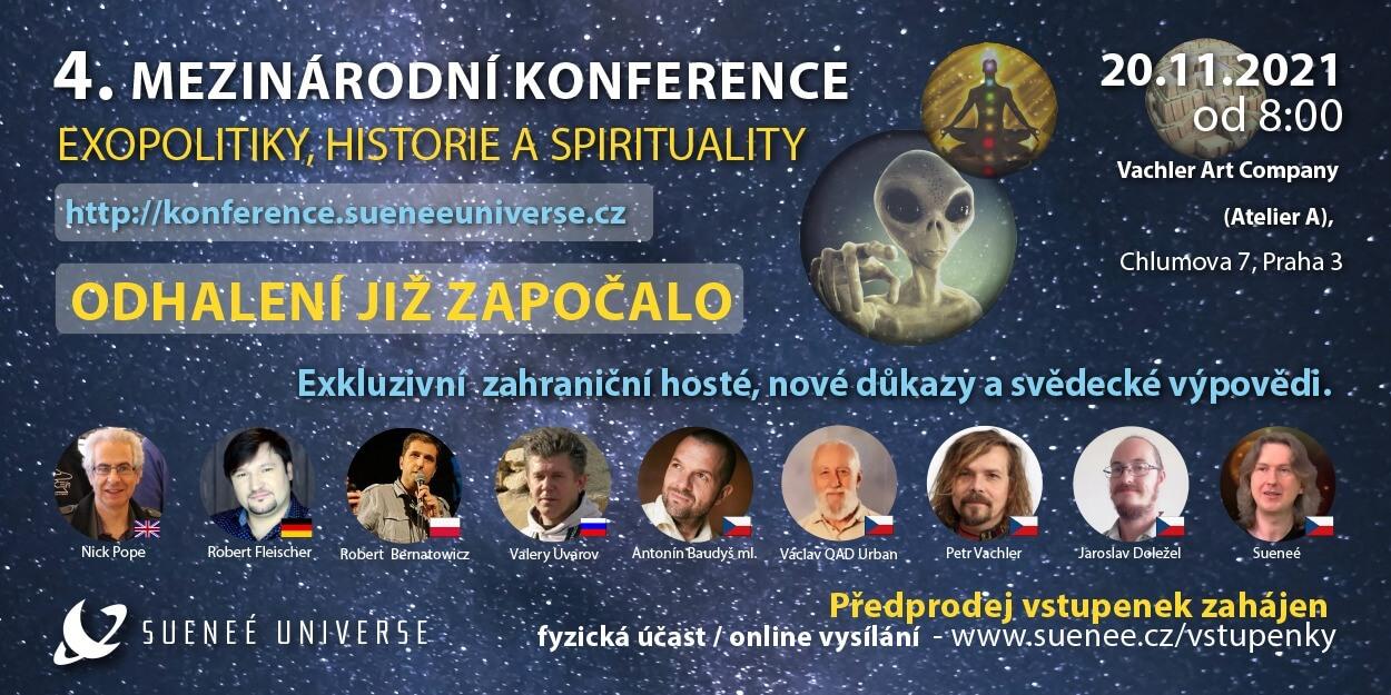 4ο Διεθνές Συνέδριο Sueneé Universe